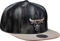Mitchell & Ness NBA Chicago Bulls Torn Denim Snapback Kepurė
