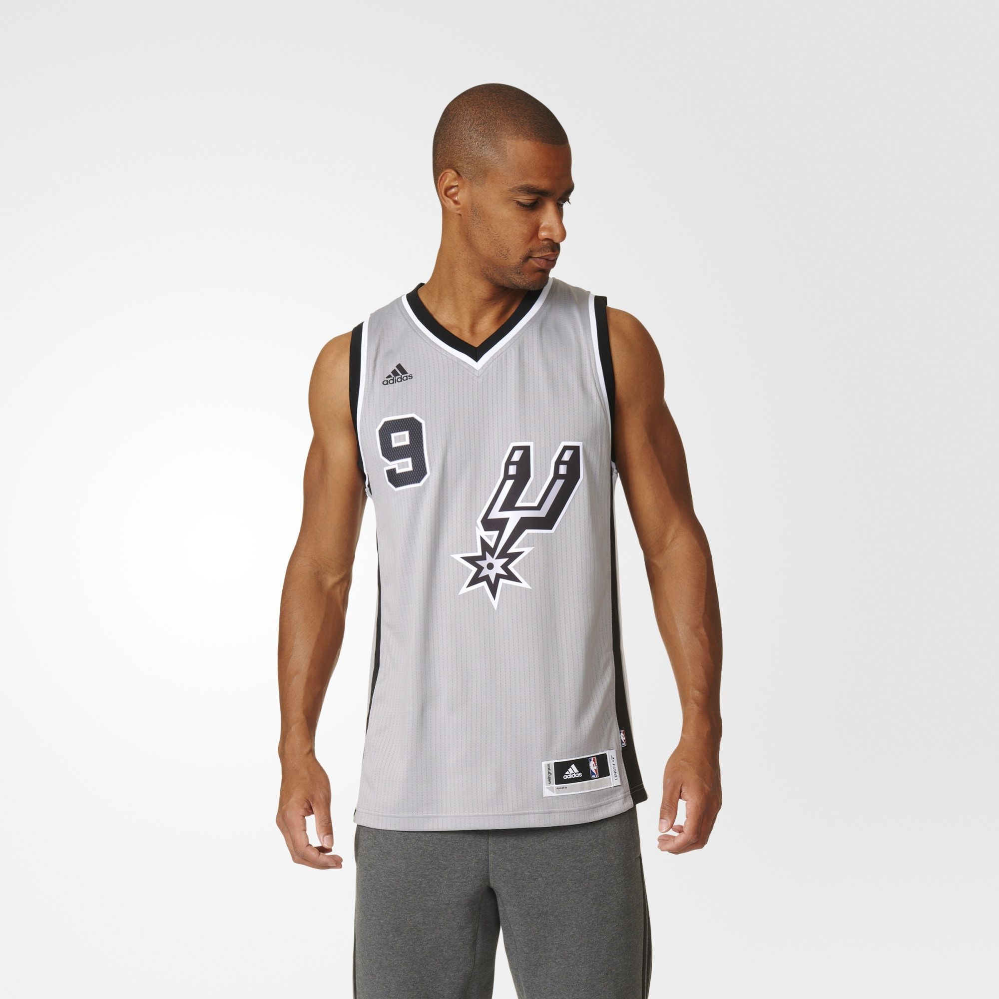a280e4bc9db adidas NBA San Antonio Spurs Tony Parker Swingman Jersey - NBA Shop San  Antonio Spurs Merchandise - Superfanas.lt