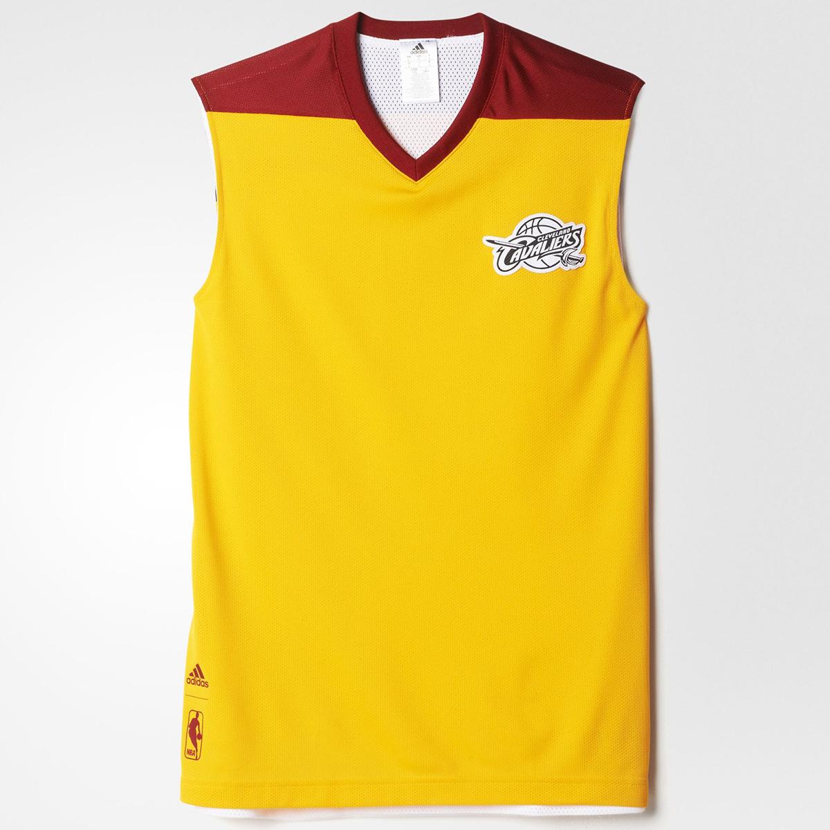 adidas NBA Cleveland Cavaliers Summer Run Reversible Sleeveless Tee - NBA  Shop Cleveland Cavaliers Merchandise - Superfanas.lt 757552953