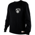 Mitchell & Ness NBA Brooklyn Nets On Deck Longsleeve Džemperis