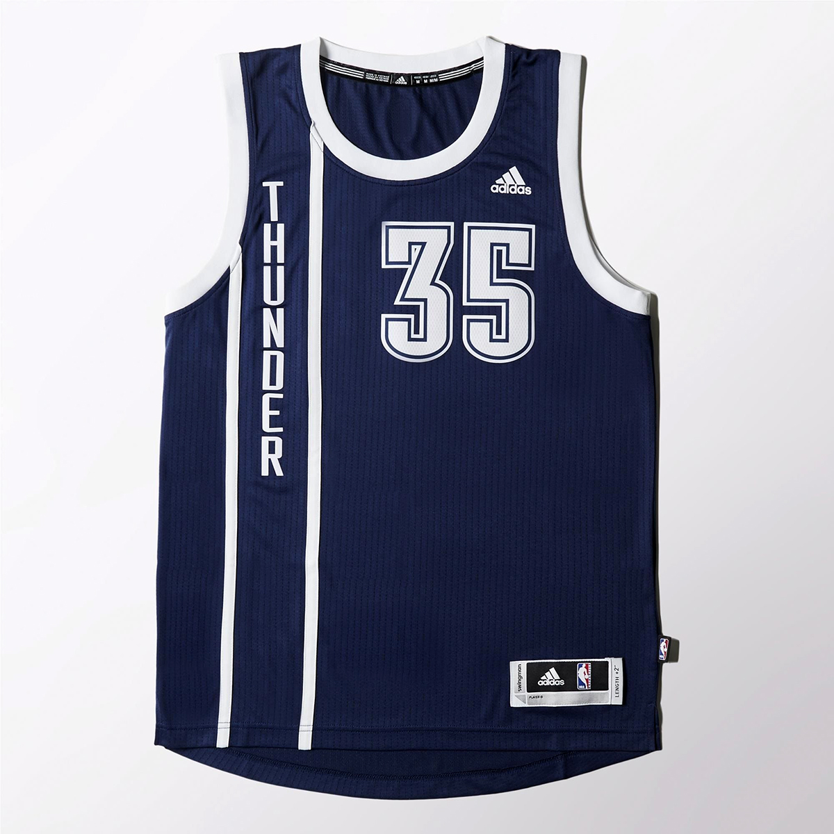 the best attitude c06c1 f03db adidas NBA Oklahoma City Thunder Kevin Durant Alternate ...