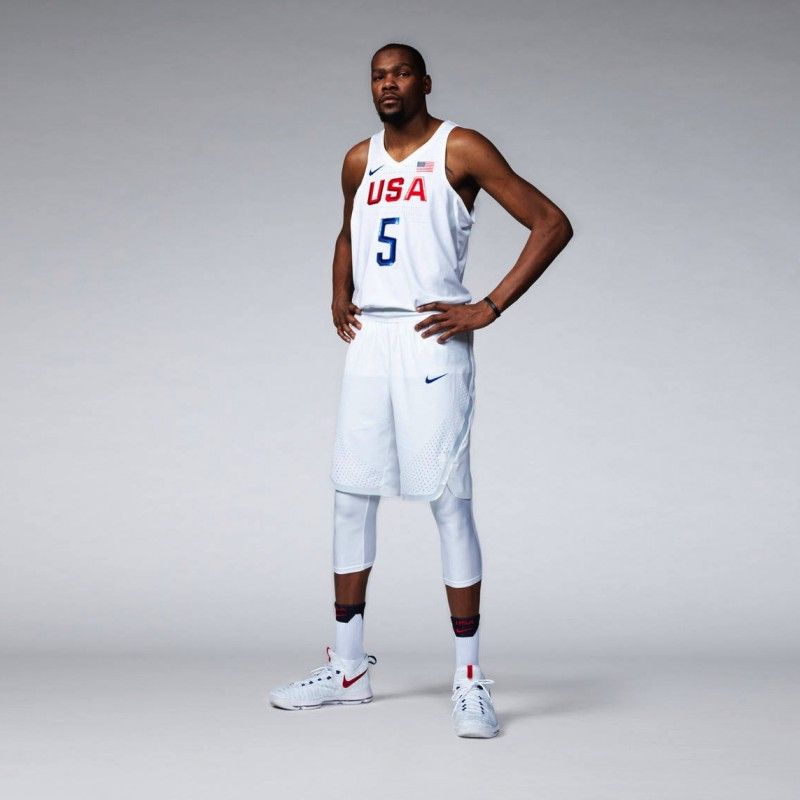 lowest price 27a29 e3bc5 Nike USA Kevin Durant Vapor Replica Jersey - NBA Shop Others ...