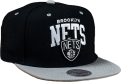 Mitchell & Ness NBA Brooklyn Nets Team Arch Snapback kepurė