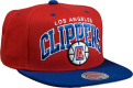 Mitchell & Ness NBA Los Angeles Clippers Team Arch Snapback Kepurė