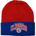 Mitchell & Ness NBA Los Angeles Clippers Arched Cuff Žieminė Kepurė