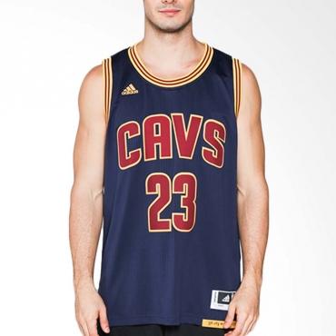 b13fad83511 ... adidas NBA Cleveland Cavaliers Lebron James 23 International Swingman  Jersey .