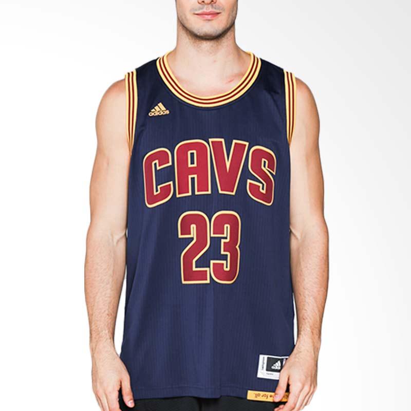 lebron merch. Adidas NBA Cleveland Cavaliers Lebron James 23 International Swingman Jersey Merch