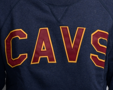 Mitchell & Ness NBA Cleveland Cavaliers Training Room džemperis