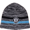 Mitchell & Ness NBA Brooklyn Nets Static Team Stripe Žieminė Kepurė