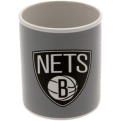 Brooklyn Nets NBA Puodelis