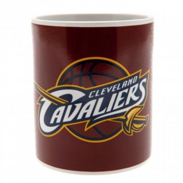 Cleveland Cavaliers NBA Puodelis
