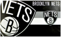 Brooklyn Nets NBA Vėliava
