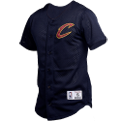 Mitchell & Ness NBA Cleveland Cavaliers Mesh Button Front Marškinėliai