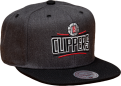 Mitchell & Ness NBA Los Angeles Clippers G3 Logo Snapback Kepurė