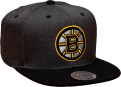 Mitchell & Ness NHL Boston Bruins G3 Logo Snapback kepurė