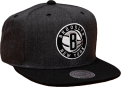 Mitchell & Ness NBA Brooklyn Nets G3 Logo Snapback Kepurė