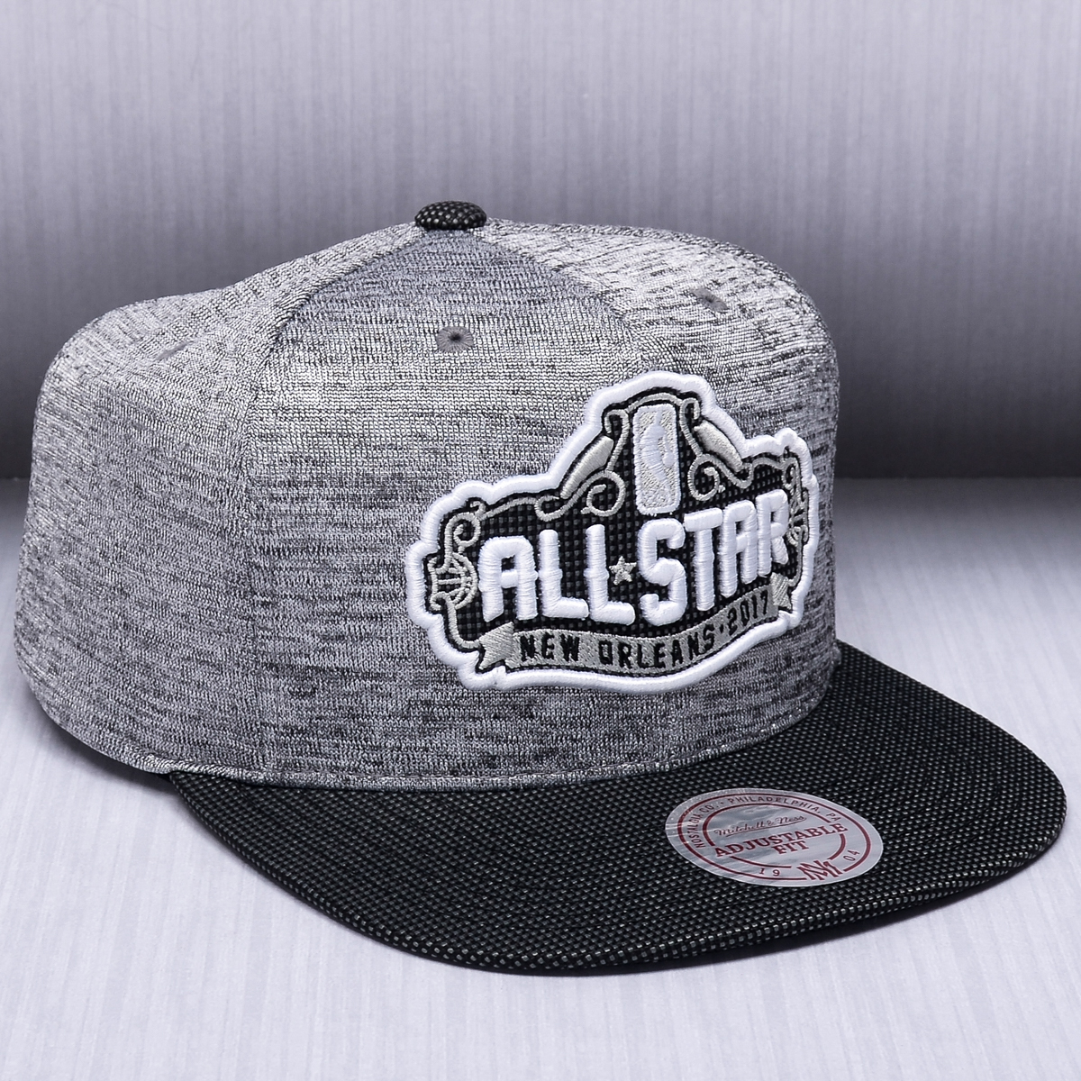 pretty nice 2fd20 606f3 Mitchell   Ness NBA All-Star Space Knit Snapback Cap - NBA Shop Others NBA  Clubs Merchandise - Superfanas.lt