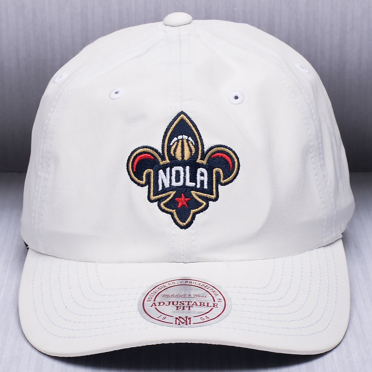 Mitchell Amp Ness Nba All Star Peached Oxford Dad Cap Nba