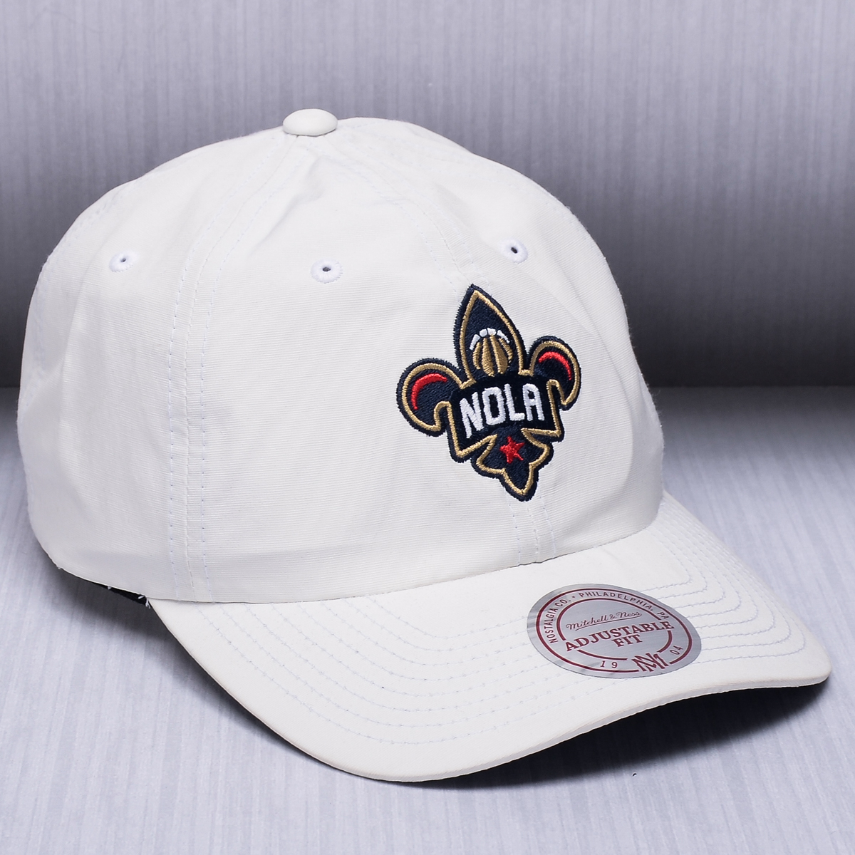 Mitchell   Ness NBA All-Star Peached Oxford Dad Cap - NBA Shop Others NBA  Clubs Merchandise - Superfanas.lt 2766d0e40aa0