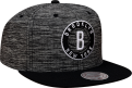 Mitchell & Ness NBA Brooklyn Nets Prime Knit Snapback Kepurė