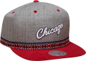 Mitchell & Ness NBA Chicago Bulls Tribal Band Snapback Kepurė