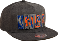 Mitchell & Ness NBA New York Knicks Insider Reflective Snapback Kepurė