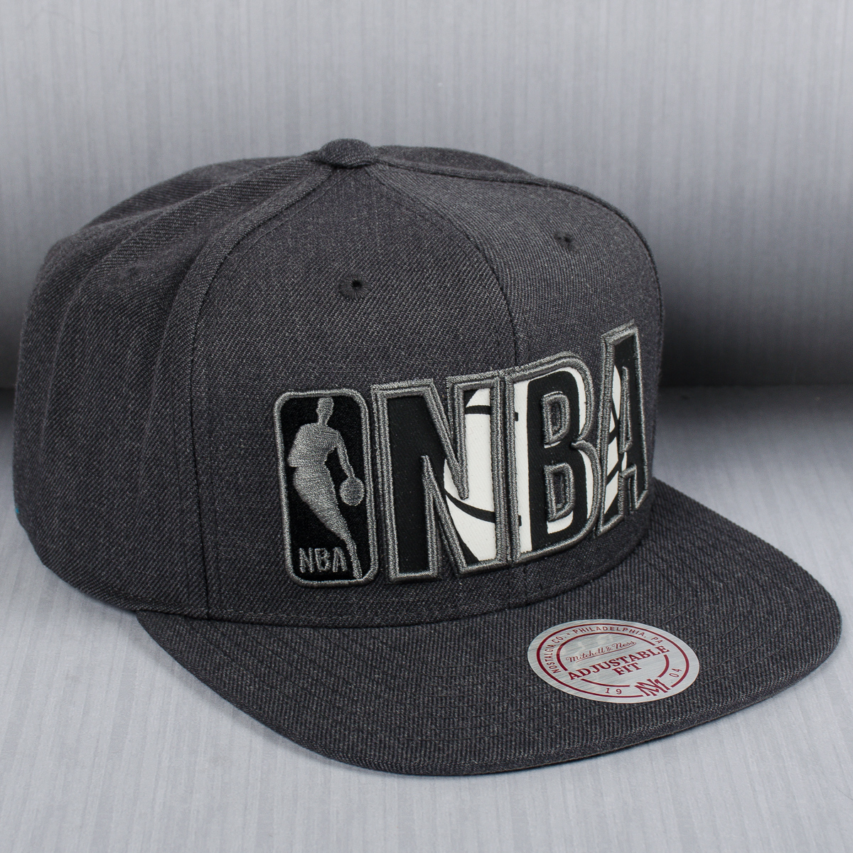 ... low price mitchell ness nba brooklyn nets insider reflective snapback  cap d1640 97e3f ... 648a0412e74c