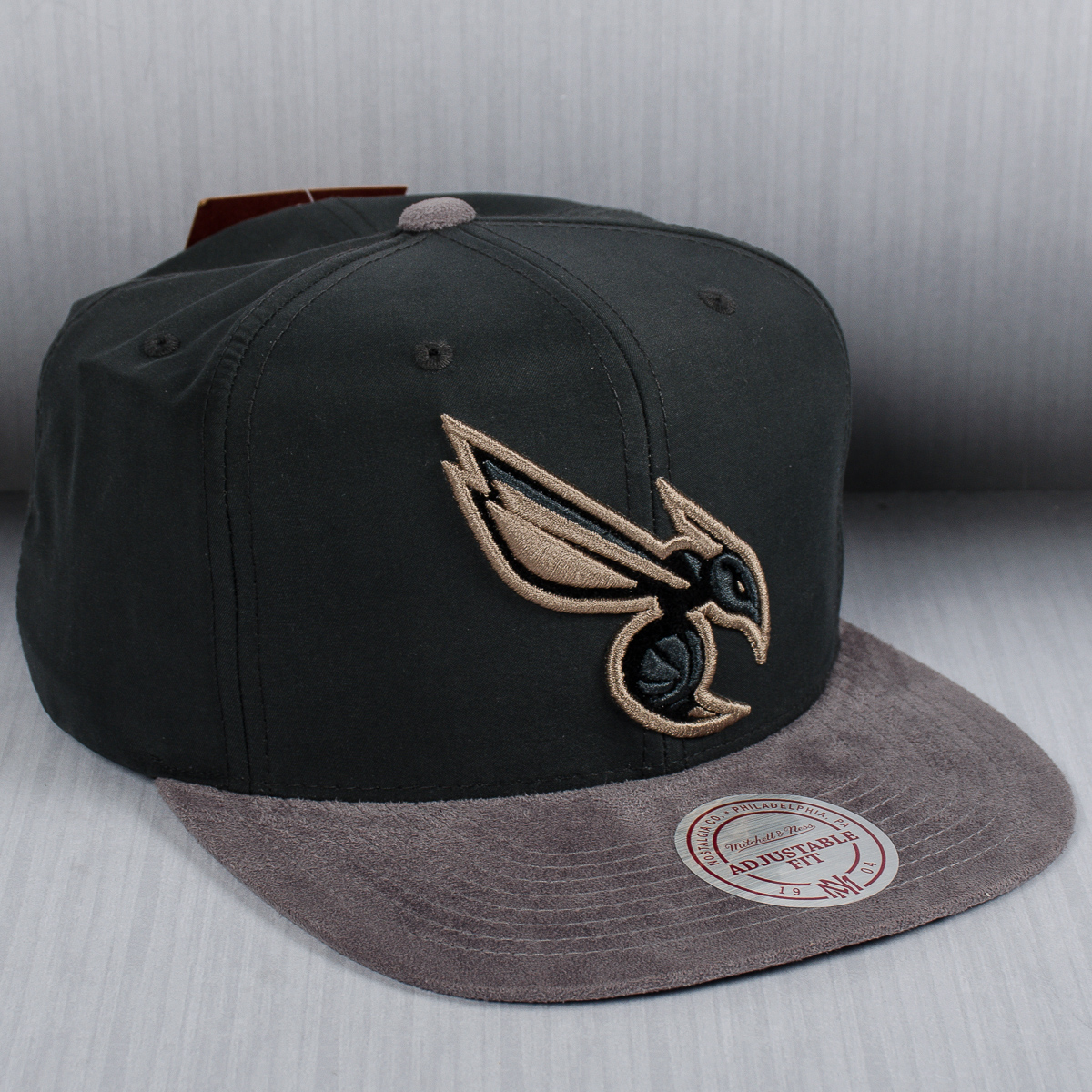 1fff218fa0e1d2 Mitchell & Ness NBA Charlotte Hornets Buttery Snapback Cap - NBA Shop Charlotte  Hornets Merchandise - Superfanas.lt