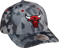 Mitchell & Ness NBA Chicago Bulls Carbon Camo Flexfit Slouch Kepurė