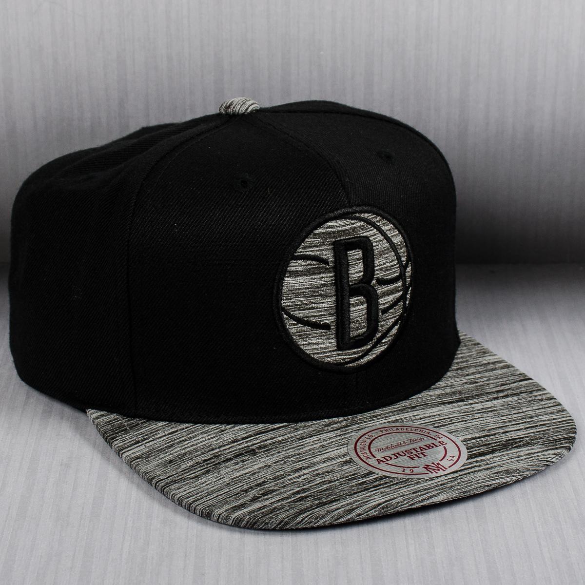 sale retailer 019bf 2934d Mitchell   Ness NBA Brooklyn Nets Motion Snapback Cap - NBA Shop Brooklyn  Nets Merchandise - Superfanas.lt