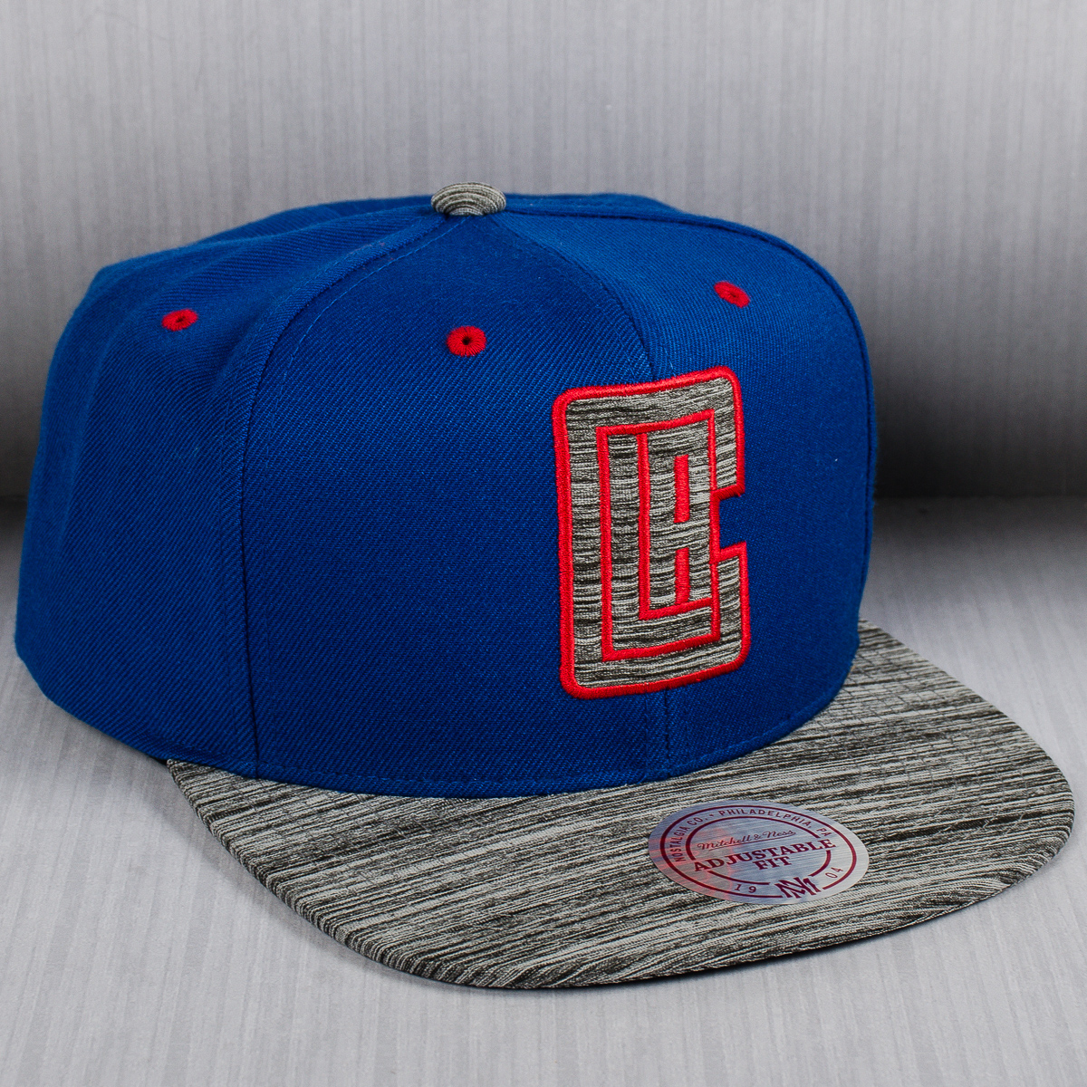 Mitchell Amp Ness Nba Los Angeles Clippers Motion Snapback