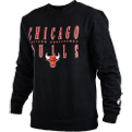 Mitchell & Ness NBA Chicago Bulls Tight Defense Crewneck Džemperis