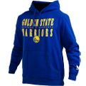 Mitchell & Ness NBA Golden State Warriors Tight Defense Hoodie Džemperis