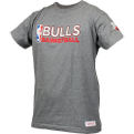 Mitchell & Ness NBA Chicago Bulls Team Issue Traditional Marškinėliai