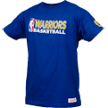 Mitchell & Ness NBA Golden State Warriors Team Issue Traditional Marškinėliai