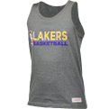 Mitchell & Ness NBA Los Angeles Lakers Team Issue Tank Marškinėliai