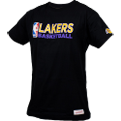 Mitchell & Ness NBA Los Angeles Lakers Team Issue Traditional Marškinėliai