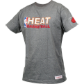Mitchell & Ness NBA Miami Heat Team Issue Traditional Marškinėliai
