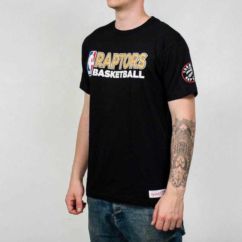 new product 0b7a8 2e527 Mitchell & Ness NBA Toronto Raptors Team Issue Traditional ...