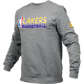 Mitchell & Ness NBA Los Angeles Lakers Team Issue Crewneck Džemperis