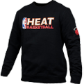 Mitchell & Ness NBA Miami Heat Team Issue Crewneck Džemperis