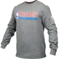 Mitchell & Ness NBA Oklahoma City Thunder Team Issue Crewneck Džemperis