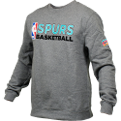 Mitchell & Ness NBA San Antonio Spurs Team Issue Crewneck Džemperis
