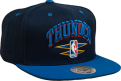 Mitchell & Ness NBA Oklahoma City Thunder Double Diamond Snapback Kepurė