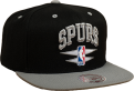 Mitchell & Ness NBA San Antonio Spurs Double Diamond Snapback Kepurė