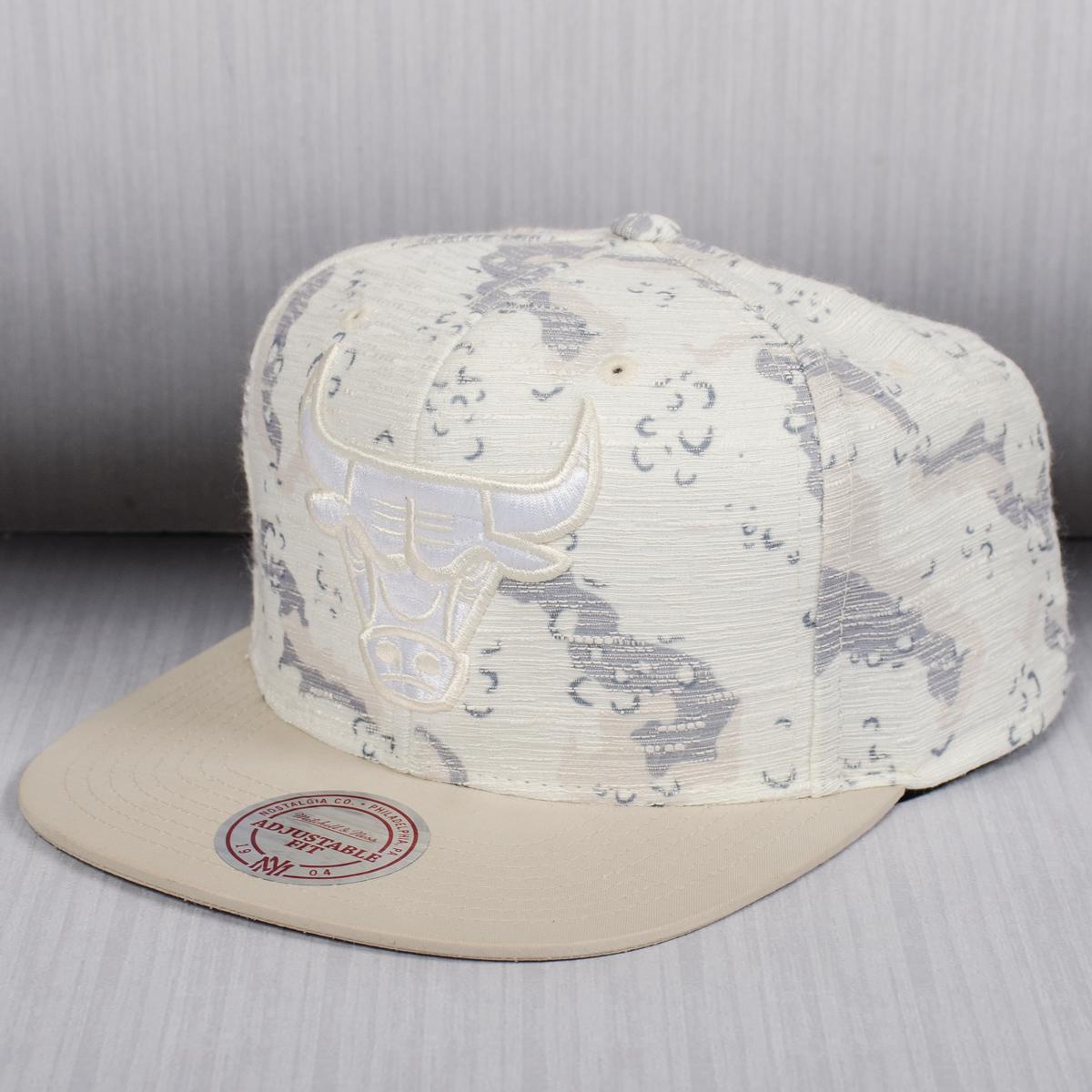 Mitchell   Ness NBA Chicago Bulls Space Camo Snapback Cap - NBA Shop ... 10834d5b6dc5