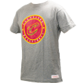 Mitchell & Ness NBA Cleveland Cavaliers Circle Patch Traditional Tee
