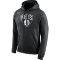 Nike NBA Brooklyn Nets Fleece Hoodie džemperis