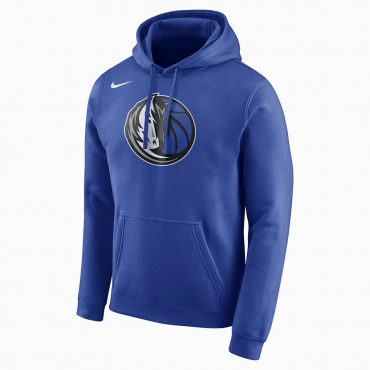 promo code bd13a 64209 Nike NBA Dallas Mavericks Fleece Hoodie Jacket - NBA Shop ...