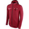 Nike NBA Chicago Bulls Therma Flex Showtime Hoodie Jacket